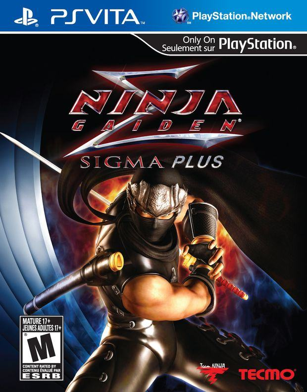 teelcharger Ninja Gaiden Sigma Plus Ps vita