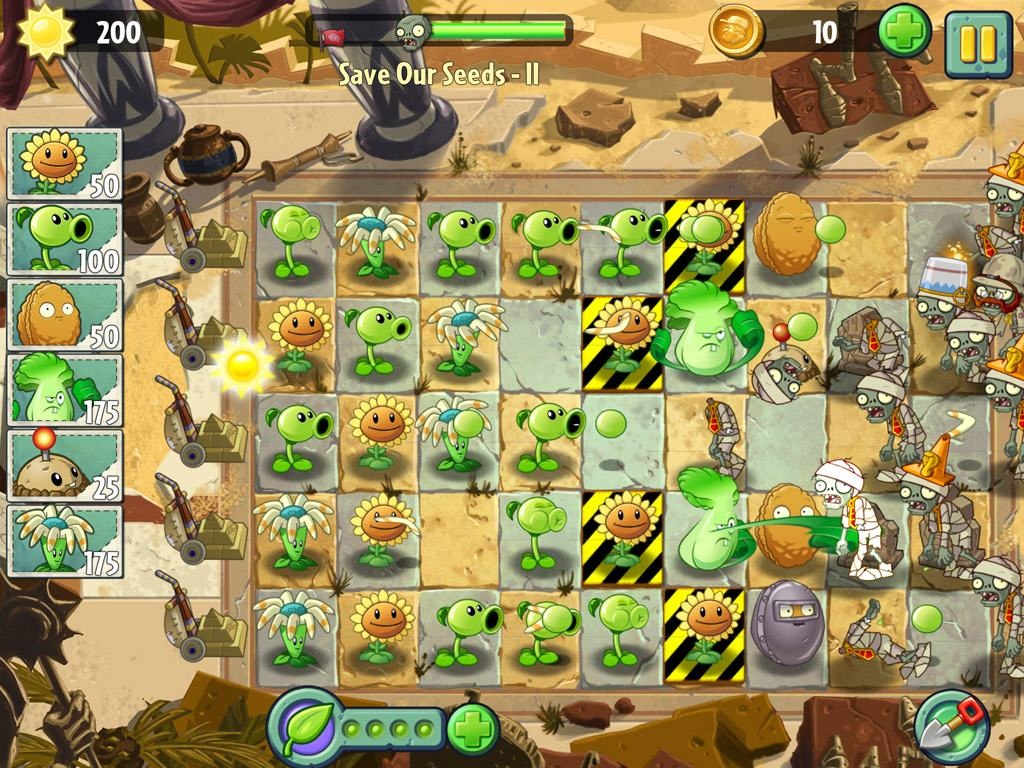 Plants Zombies 2,2013 Plants-vs-Zombies-2-