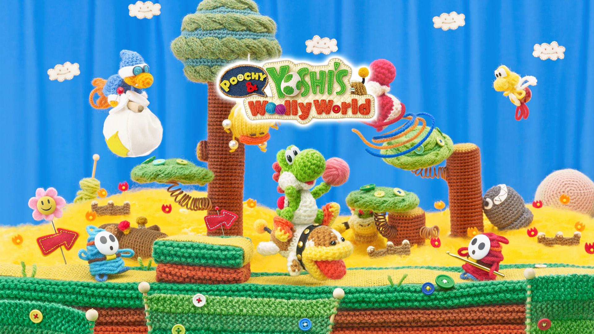 Banner-PoochyYoshiWoollyWorld