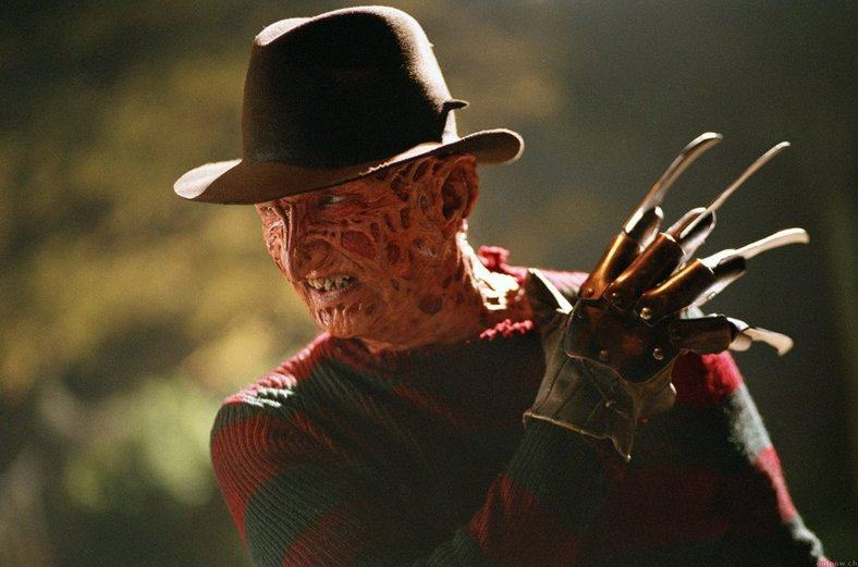 Freddy Krueger ليس الشخصية الوحيدة التي تم التفكير فيها ...