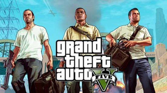 """A screenshot from the upcoming video game """"Grand Theft Auto V."""""""