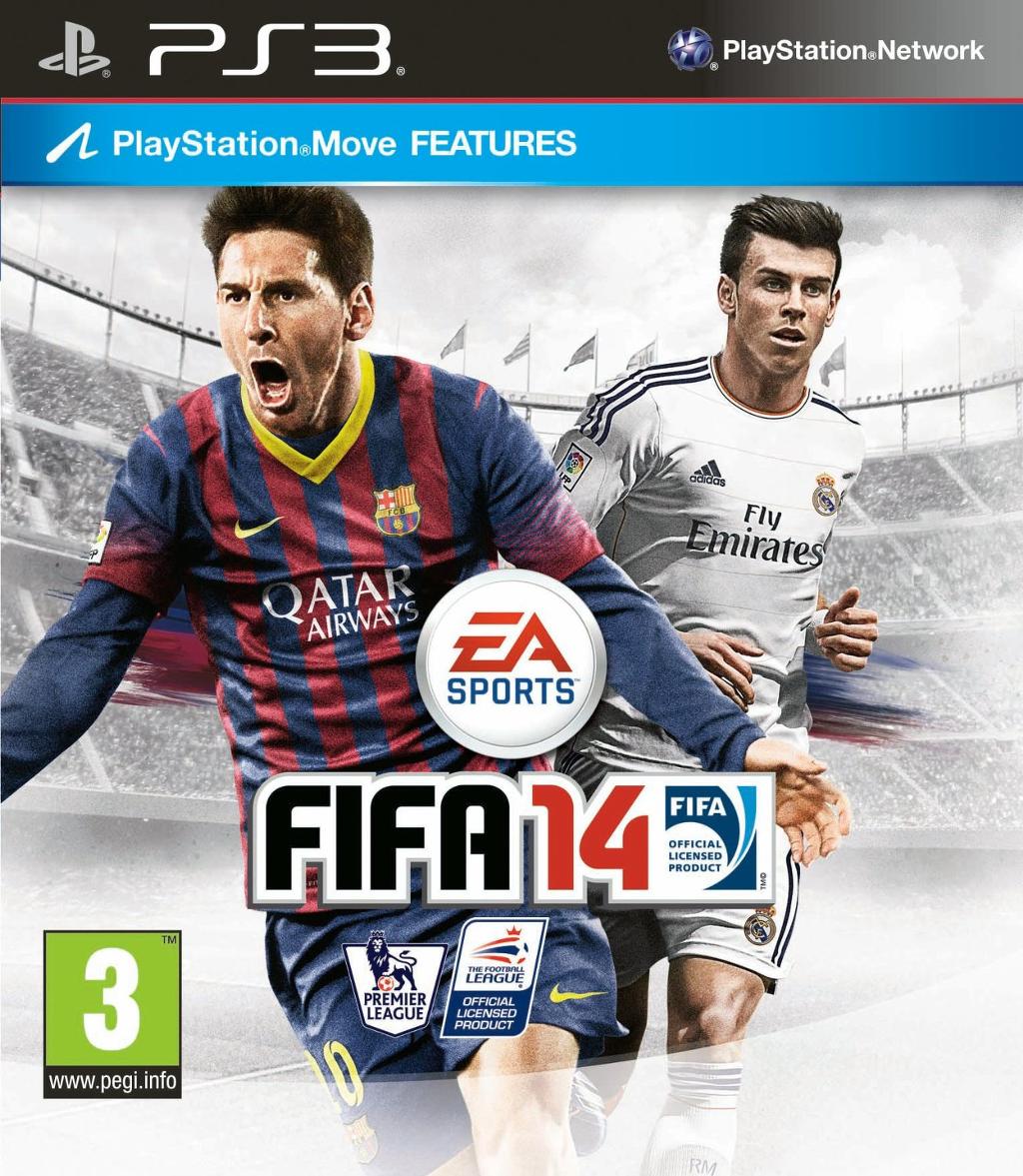 Fifa 14 Hungary Home: تغيير الغلاف الرسمي للعبة FIFA 14 بنسختها البريطانية