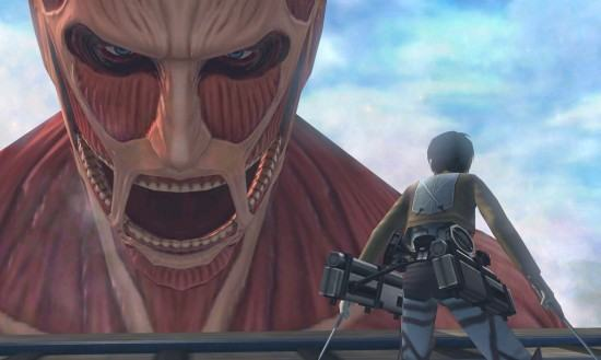 Attack on Titan: The Last Wings of Mankind تحقق نجاحا قويا على الـ3DS
