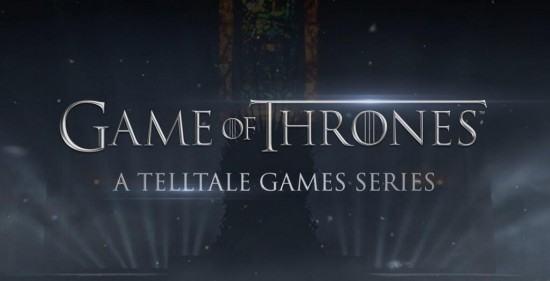 Telltale games of thrones