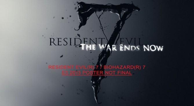 مصادر إعلامية: الكشف عن لعبة Resident Evil 7 بمعرض TGS 2015