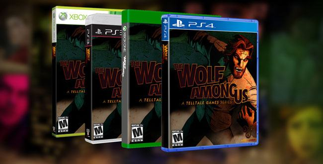 The Wolf Among Us  A Telltale Games Series