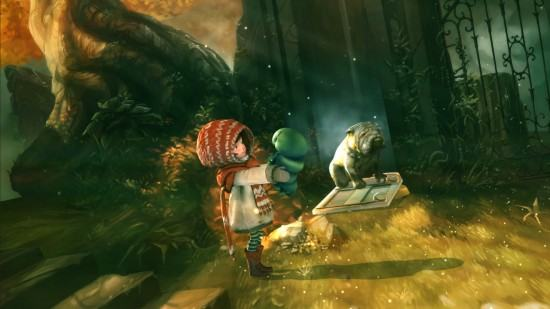 صور جديدة للعبة المغامرات Silence The Whispered World 2