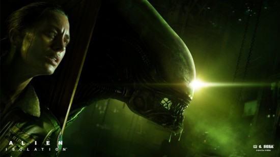 Alien Isolation 11 550x309 - أفضل ألعاب رعب البقاء على Alien Isolation - PS4