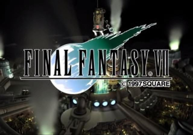 Final-Fantasy-VII-Screenshot-Title-Screen