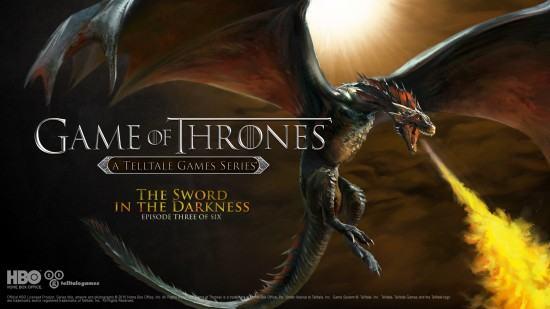 الصور الأولى للحلقة الثالثة من لعبة Game of Thrones