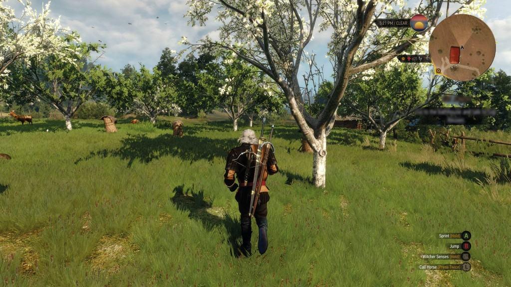 The Witcher 3: Wild Hunt ستحصل على تحديث اليوم الأول