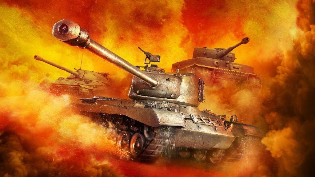 لعبة World of Tanks قادمة للـXbox One نهاية هذا الشهر وقابلة للتحميل من الآن
