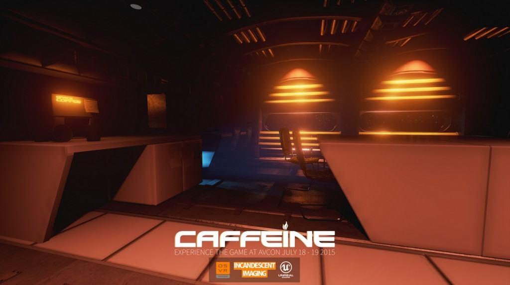 ديمو لعبة الرعب Caffeine متوفر الآن على Steam بنسخة محدثة
