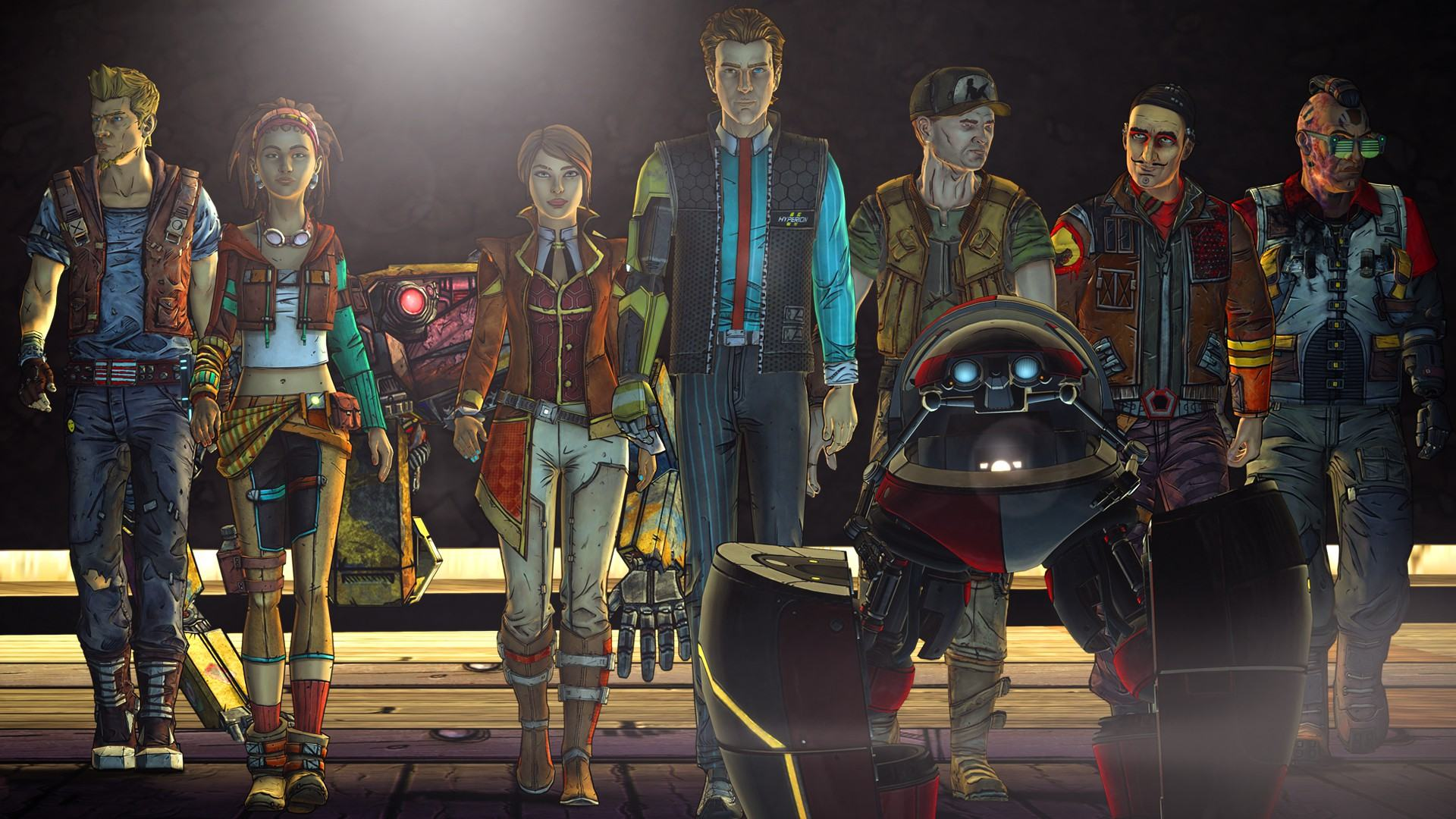 Tales from the Borderlands (5)