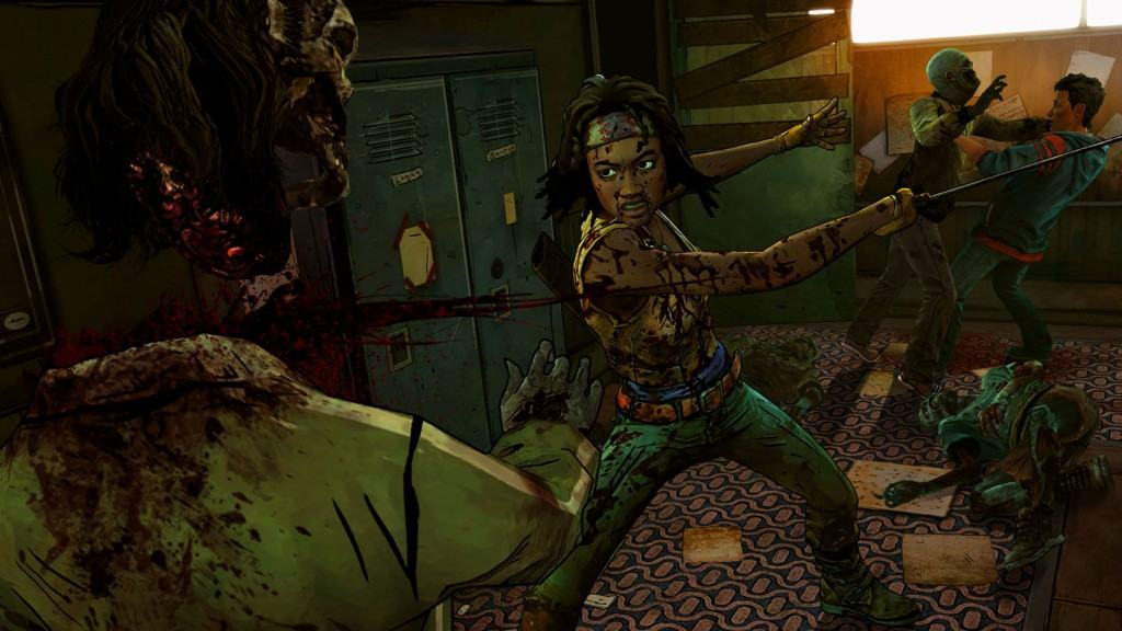 The Walking Dead Michonne (1)