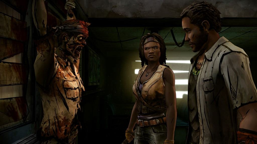 The Walking Dead Michonne (3)