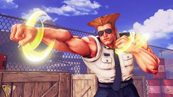 Guile يعود مجددا في Street Fighter V
