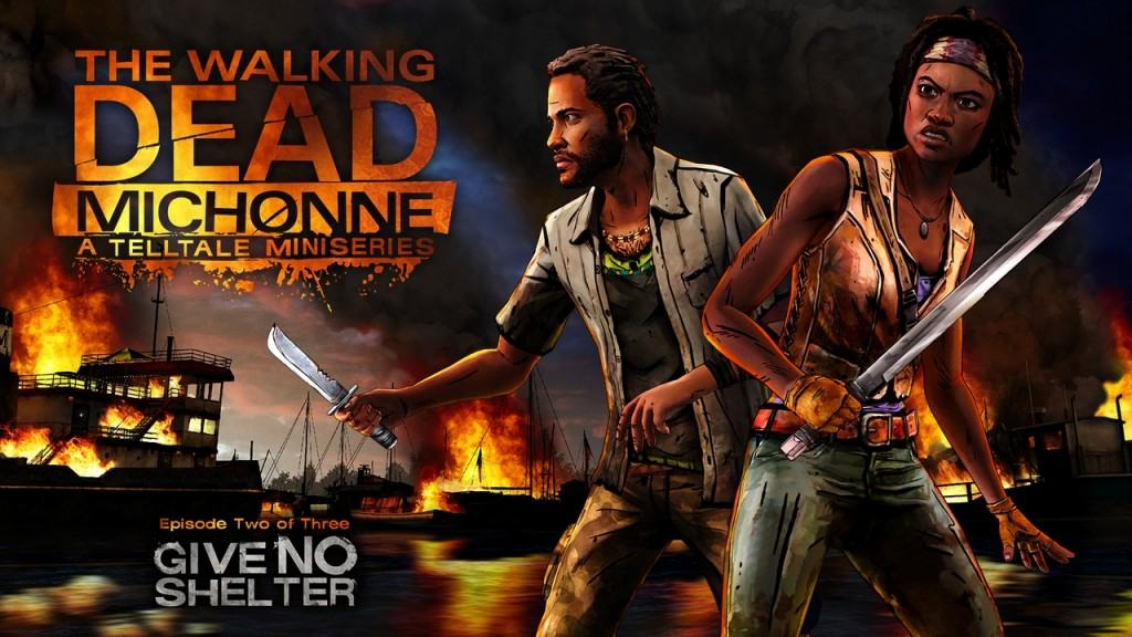 The Walking Dead Michonne Ep2