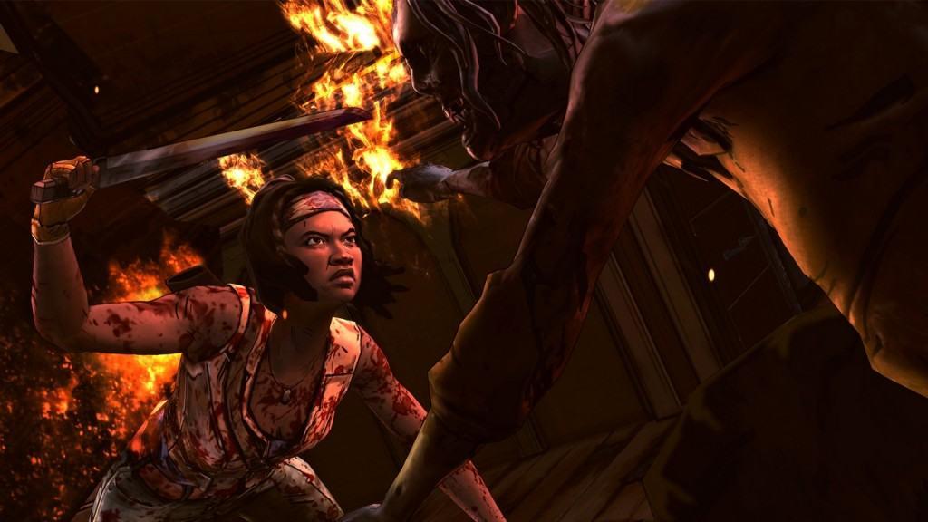 The Walking Dead Michonne Ep3-1