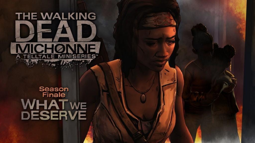 The Walking Dead Michonne Ep3