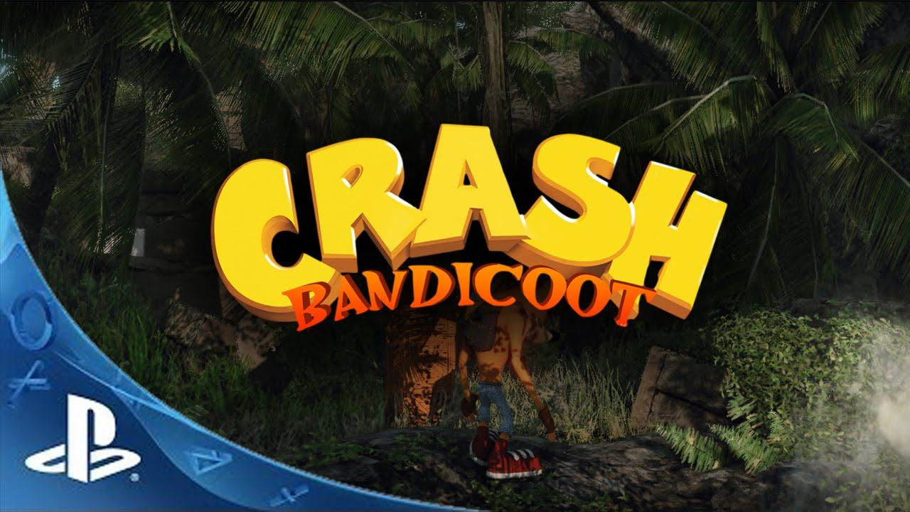 Crash Bandicoot remastered collection