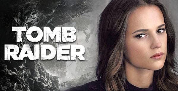 لارا كروفت بالسن المبكر ستبحث عن والدها بفيلم Tomb Raider الجديد