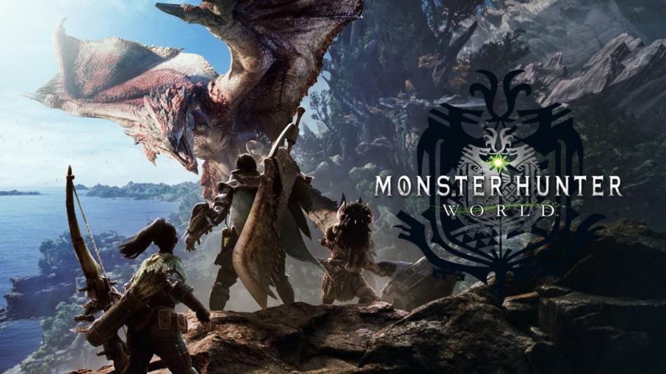Monster Hunter World مجانية لفترة monster_hunter_world