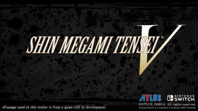 صورة Shin Megami Tensei V تستعرض Manananggal