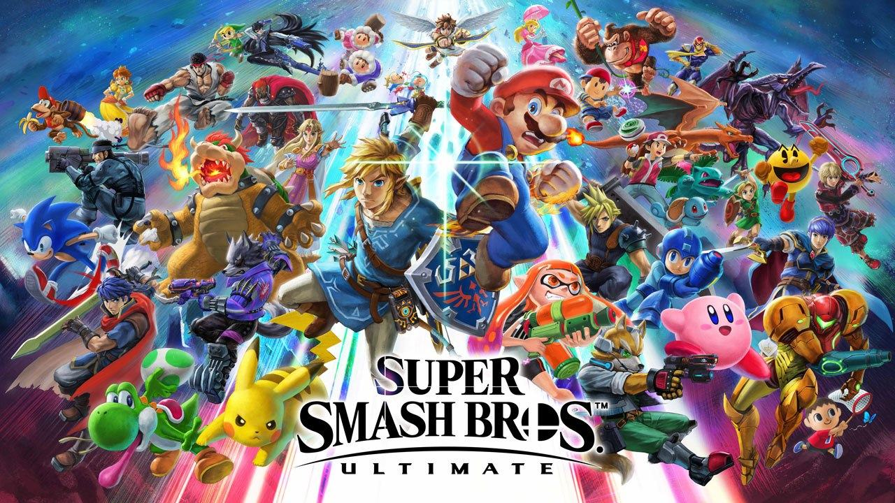 Super Smash Bros