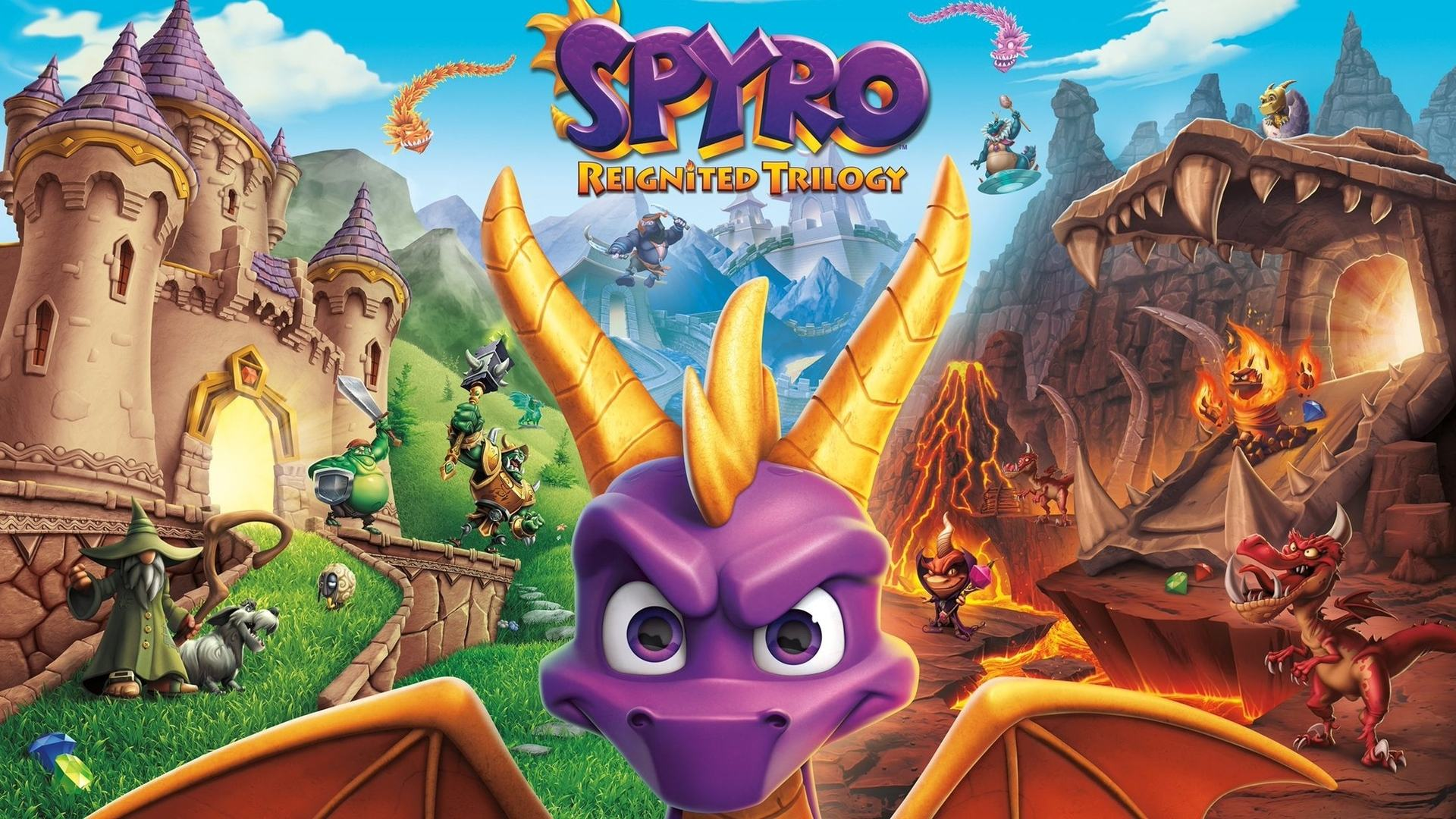 Spyro Reignited Trilogy [مراجعة] spyro.jpg