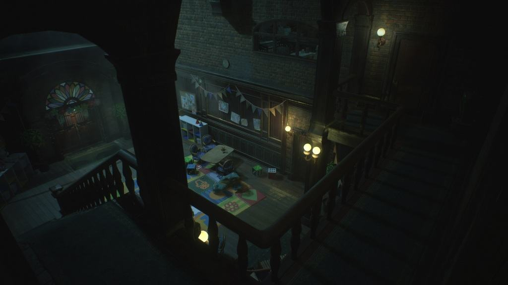Racoon city Orphanage