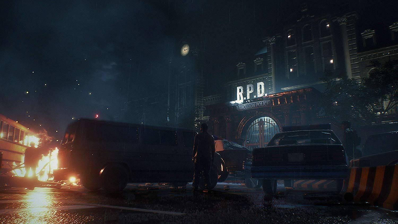 81rk4tkvwwL. SL1500  - أفضل ألعاب رعب البقاء على Resident Evil 2 - PS4