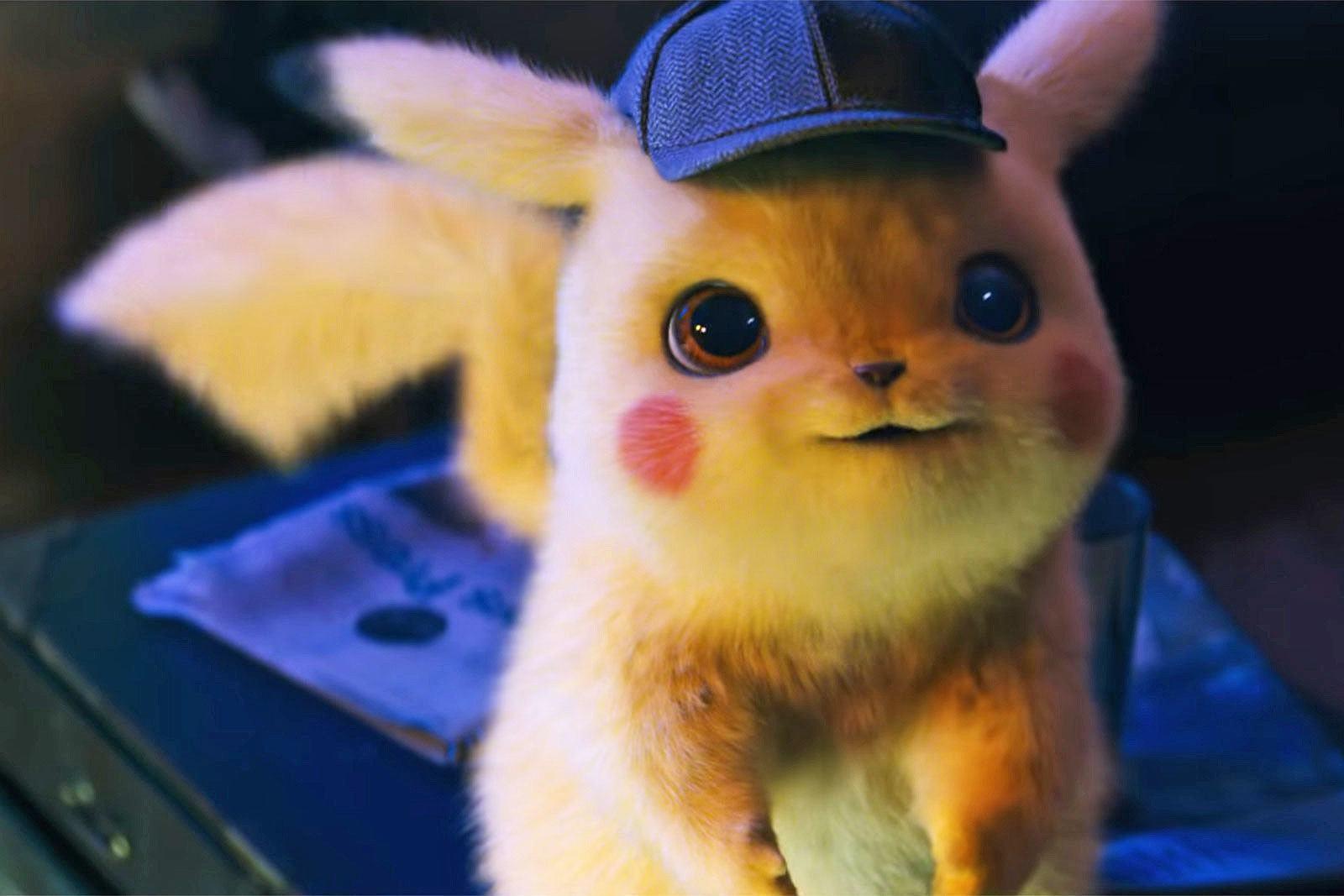 Detective Pikachu يحقق أفضل عائدات Pikachu.jpg