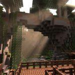 تجربتنا لتقنيات الـGEFORCE RTX بلعبة Minecraft geforce-game-ready-m