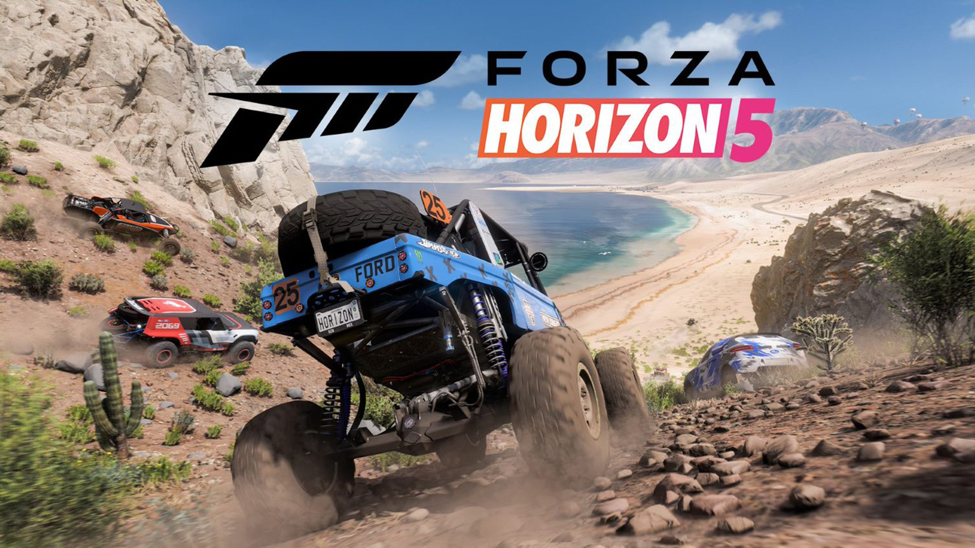 الكشف عن متطلّبات التشغيل لنسخة الحاسب الشخصي من Forza Horizon 5