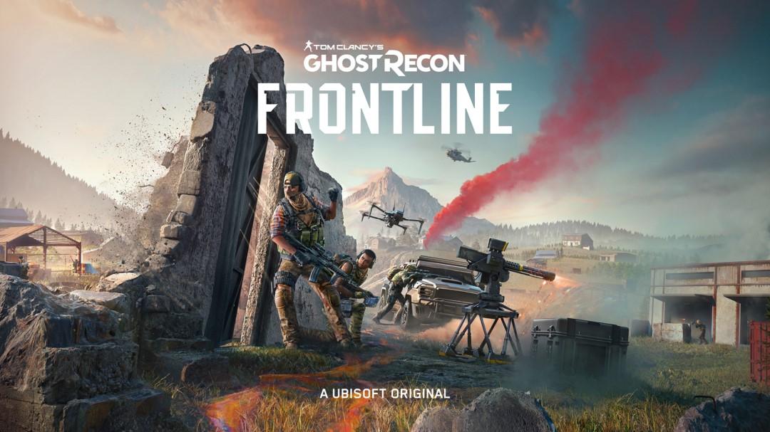 Ubisoft تقوم بتأجيل الاختبار التقني للعبة Ghost Recon Frontline